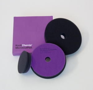 Koch Chemie Micro Cut Pad 76x23mm Fioletowy Miękki Pad Polerski