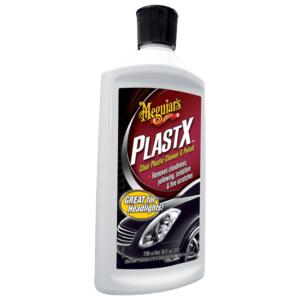 Meguiar's PlastX 295ML Środek do Polerowania Platiku / Reflektorów