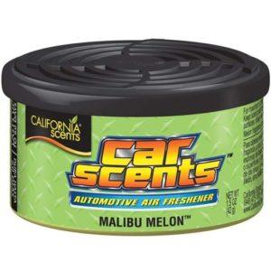 California Car Scents Puszka Zapachowa Odświeżacz Powietrza Malibu Melon 42G