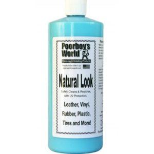 rboy's World Natural Look 946ML Dressing do Wew. Tworzyw Sztucznych Satynowe Wykończenie